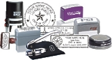 Even notaries need the best supplies,like notary seals, notary stamps & notary embossers! Browse our collection of seals & supplies to get started.
