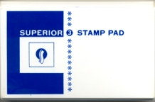 #3 Size Rubber Stamp Pad