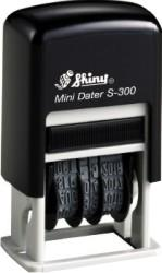 S-300 - Shiny S-300 Self-Inking Dater