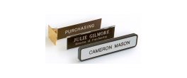 Wall Nameplates | Signs