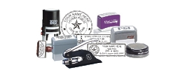 Notary Seals & Supplies