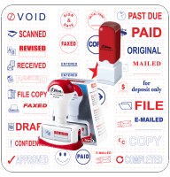 Common Office Stamps