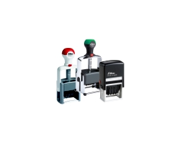 All Shiny® Self-Inking Daters