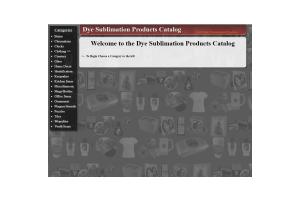 Sublimation Catalog
