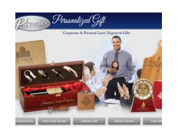Premier Personalized Gifts<img src='/images/Categories/NEW!_star_graphic_30pxl.png' >