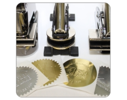Foil Embossing Labels