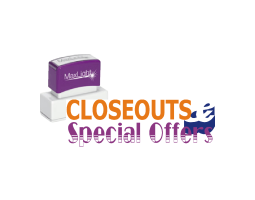 Closeouts & Special Offers
