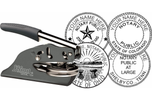 Notary Embossing Seals