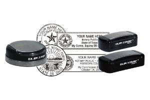 Notary Seal SLIM PSI™ Stamps