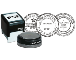 Architect & Engineer Seal PSI™ Stamps
