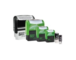 Replacement Ink Pads for 2000Plus® Self-Inking Stamps
