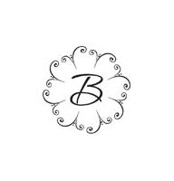Round Monogram Designs