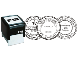 XL-PS4141AES - PSI 4141 Arch/Eng Stamp