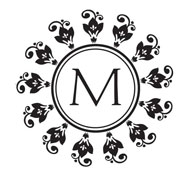 Fredlake has been making personalized monogram stamps for over 100yrs.