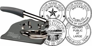 Notary & Professional Embossing Seals