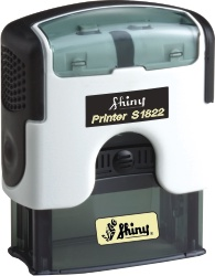 Shiny S-1822 Self-Inking 2 Color Stamp