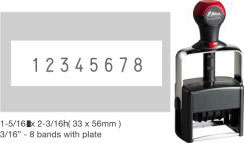 H-6558/PL - H-6558/PL Heavy Duty Self-Inking Numberer