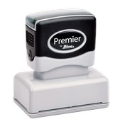 Premier Model EA-125 Pre-Inked Stamp from Shiny